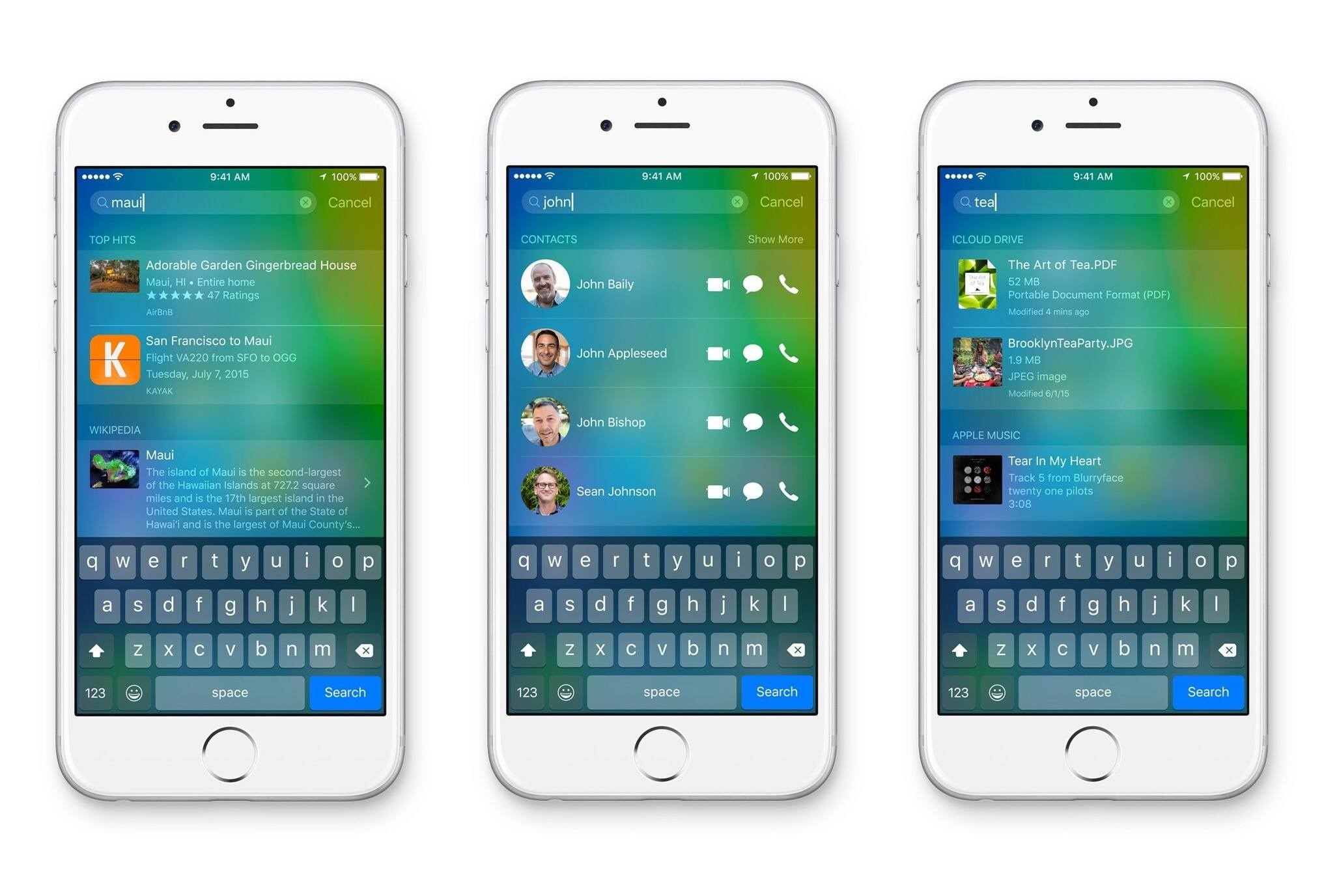 Inside iOS 9 Search: Apple's Plan for More Connected Apps