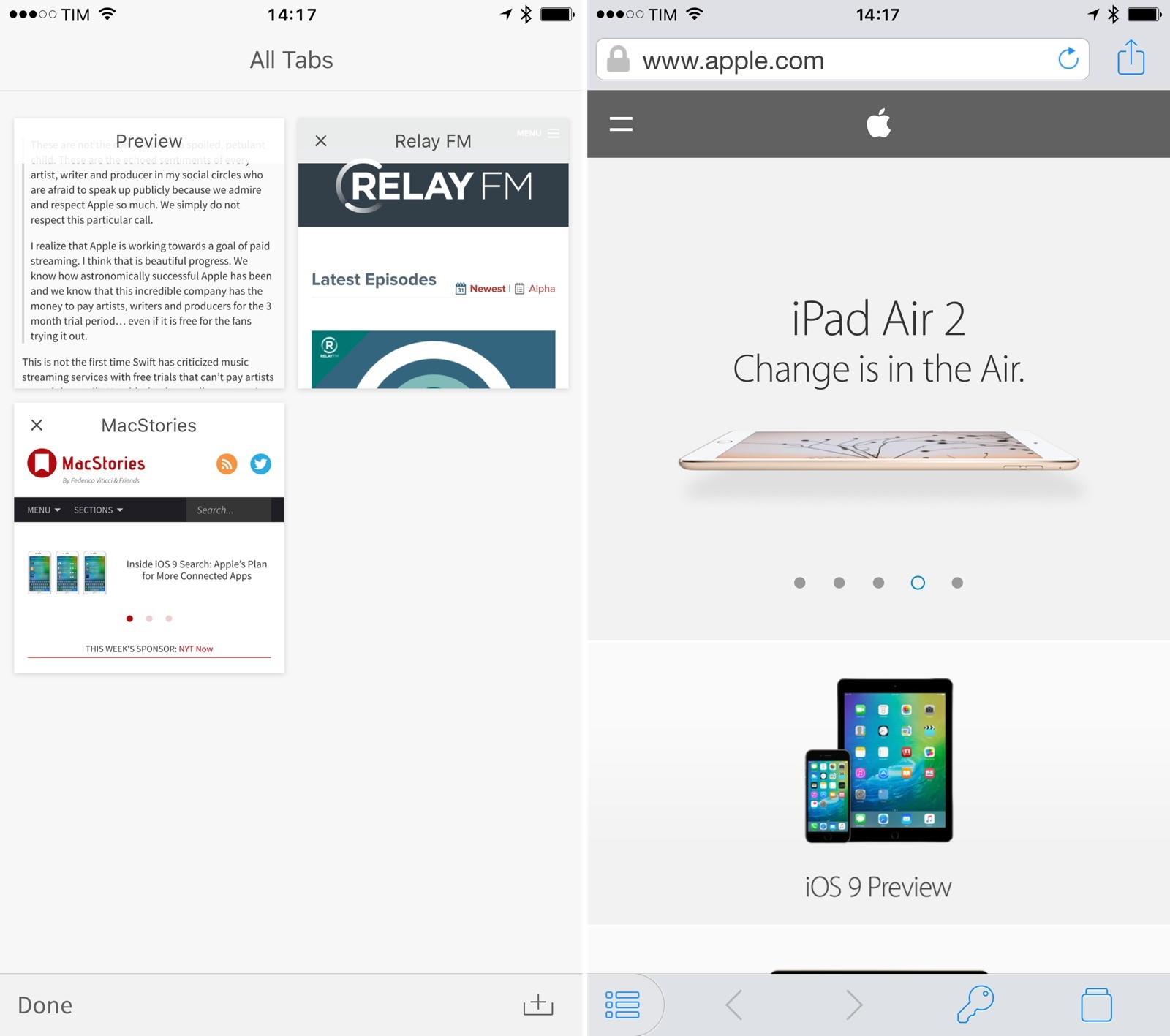 iOS 9 and Safari View Controller: The Future of Web Views