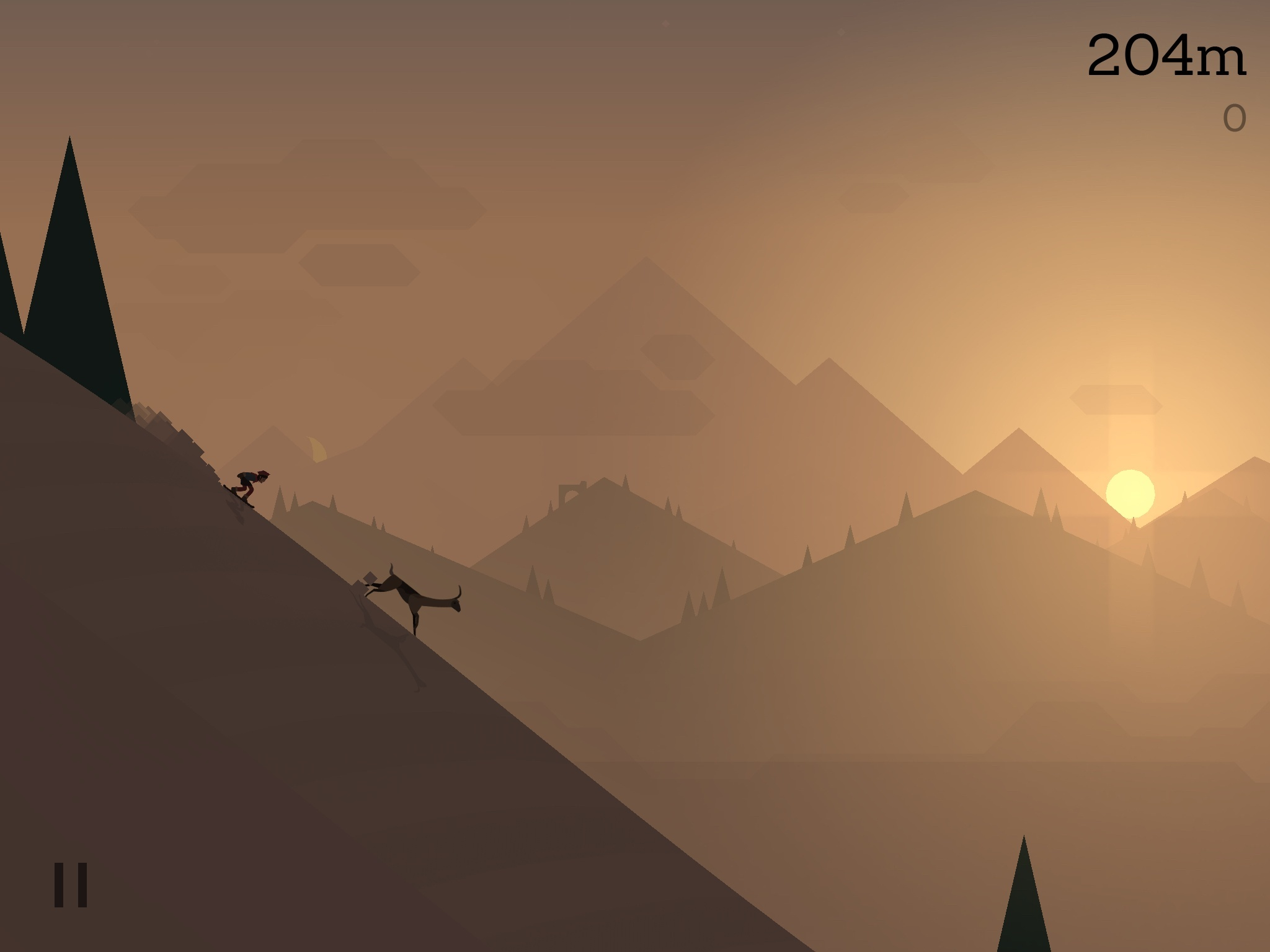 Alto's Adventure Review: A Beautiful Descent – MacStories